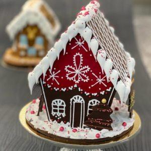 Lebkuchen-/ Schokoladen-häuser